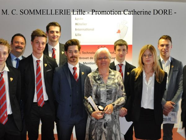 LILLE Promotion Catherine DORE